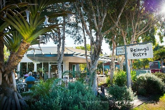 Belongil Beach Cafe Restaurant Reviews