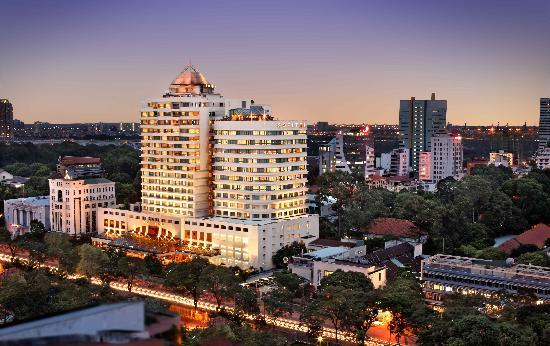 Sofitel Saigon Plaza