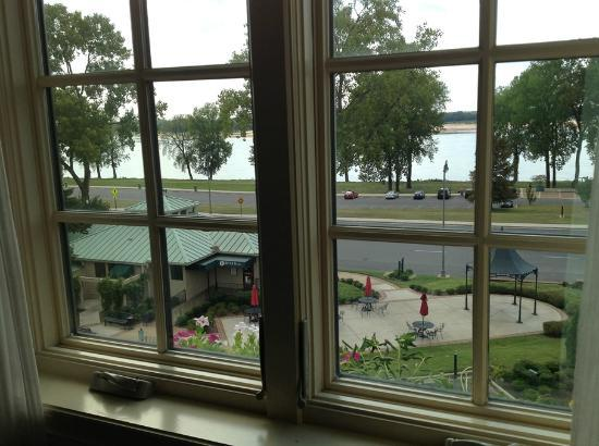 River Inn of Harbor Town: From our Suite View