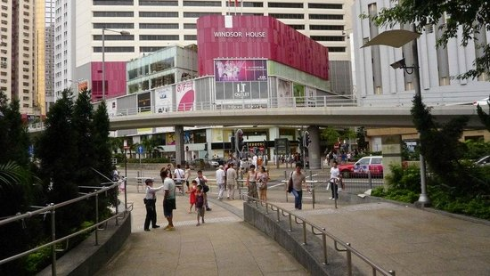 Causeway bay shopping centre toys for Windsor house
