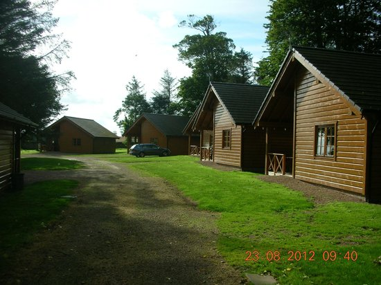 Woodland Holidays Kincaple Lodges