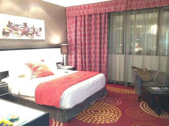 The Royal International Hotel: Deluxe Room