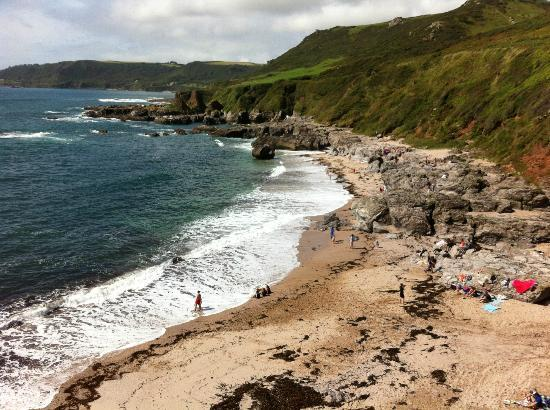 Kingsbridge, UK: Great Mattiscombe Sands
