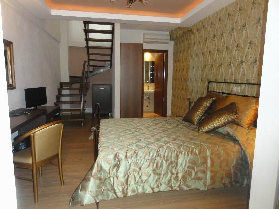 Country Inn Hotel: suite