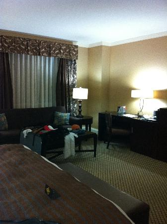 Eldorado Resort Casino: Hotel Room