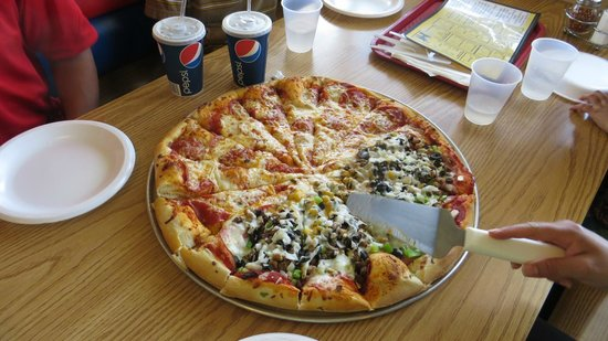 Bear lake pizza co garden city restaurant reviews Garden city pizza