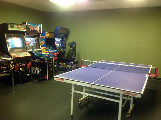 Marriott's Willow Ridge Lodge: Game Room