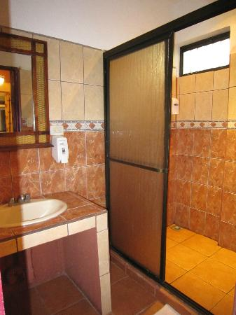 Hotel Domilocos: SHOWER