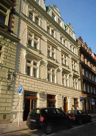 Photo of Apartments Benediktska Prague