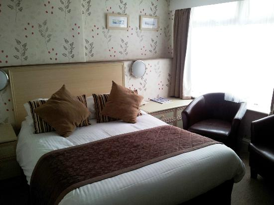 Trebarwith Hotel: room 41