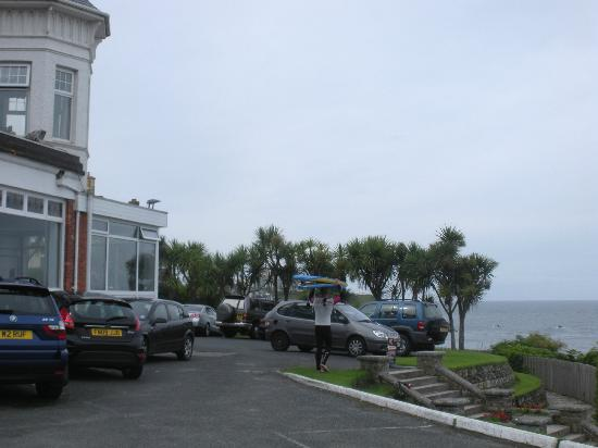 Trebarwith Hotel: hotel