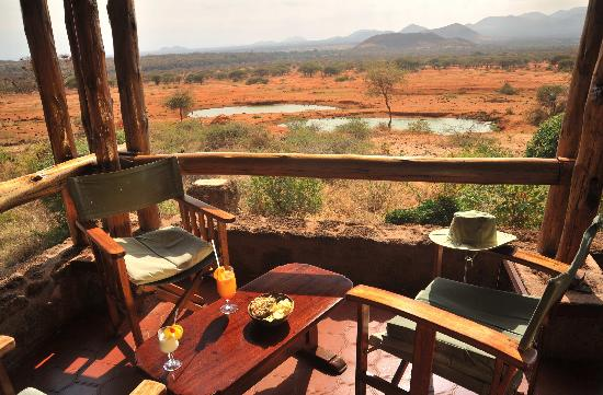Photo of Kilaguni Serena Safari Lodge Tsavo National Park West