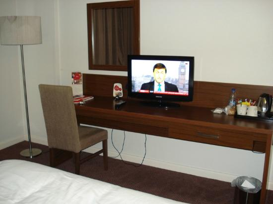 Jurys Inn London Islington: Quarto