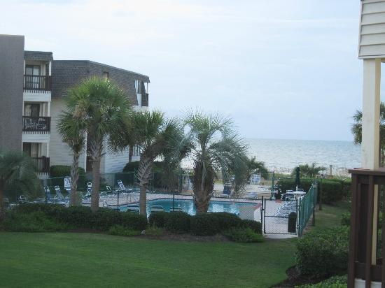 Sands Beach Club Resort: View of one of the pools