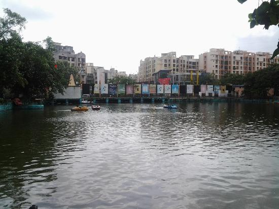 Thane, India: Boating spot
