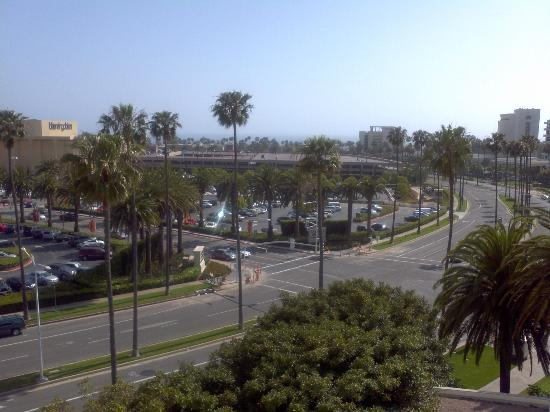 The Island Hotel Newport Beach: Fashion Island View