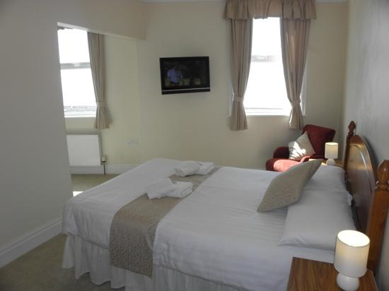 Carn Brae B&B: bedroom