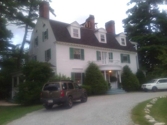 Hampton Terrace Bed and Breakfast Inn : Hampton Terrace