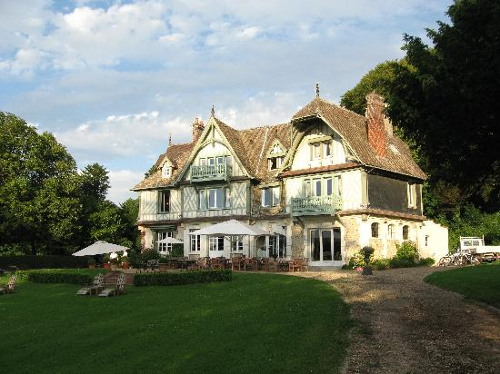 Le Manoir Des Impressionnistes: esterno