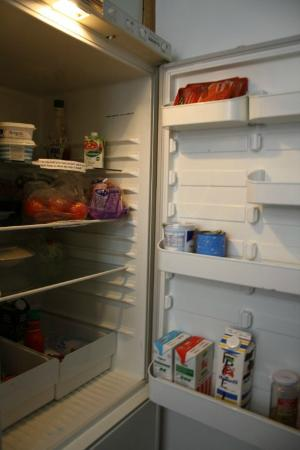 2kronor Hostel - Vasastan: the fridge!