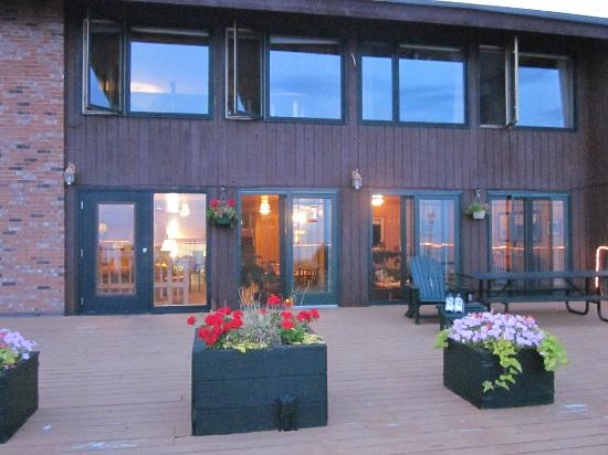 Chateau LeVeaux on Lake Superior: Lodge