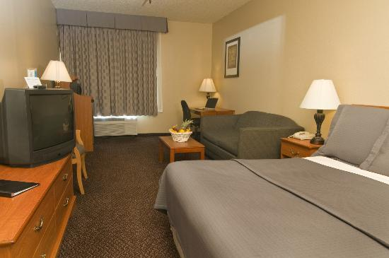 BEST WESTERN Golden Lion Hotel: King room