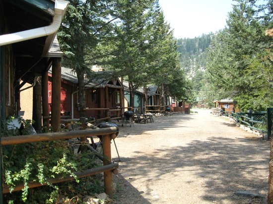 Rustic River Cabins Estes Park CO