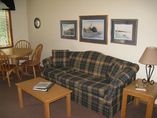 The Landing Resort: Family area