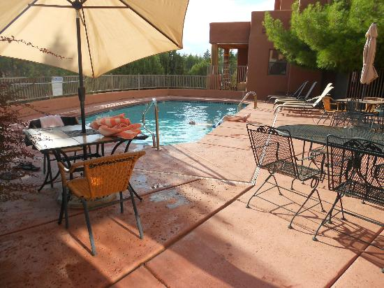 Alma de Sedona Inn Bed &amp; Breakfast: Pool