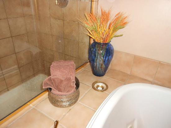 Alma de Sedona Inn Bed &amp; Breakfast: Bathroom