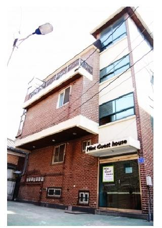 Mint Guesthouse in Hongdae - Mr. Kim's Branch: 민트 게스트하우스