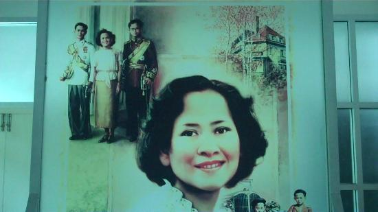 Princess Mother Who Helped Stop Opium Growing In Thailand