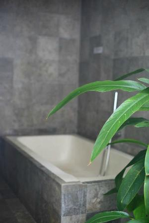 Bali Yarravillas: bathtub