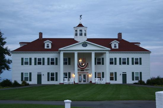 George Washington Inn: Paradise with styl