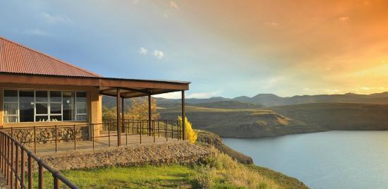 Bokong, Lesotho: Outise the lodge