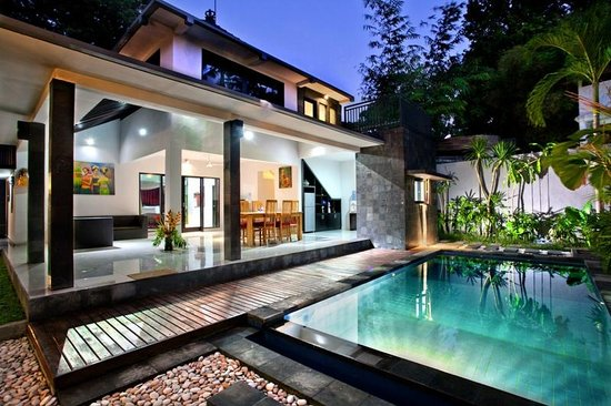 Kubu Pesisi Villas