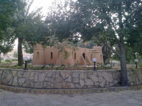 Bed and Breakfast i Buraimi