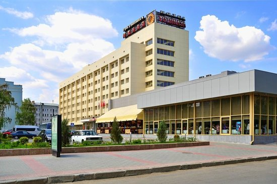 Best Eastern Yuzhnaya Hotel