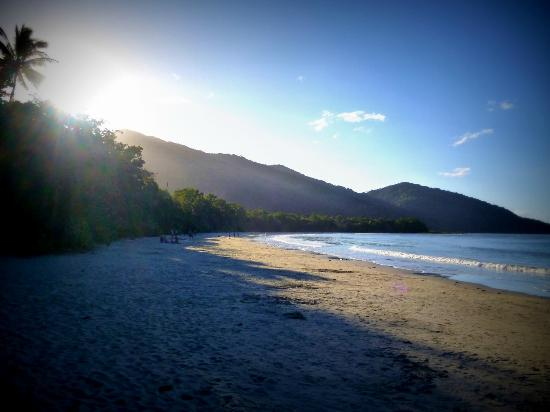 Cape Trib Exotic Fruit Farm: Beach
