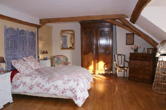 Indre-et-Loire, France: CHAMBRE  D ELISA