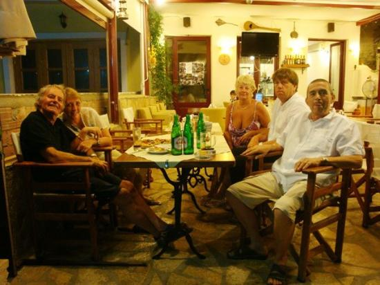 Sivota, Hellas: Great times