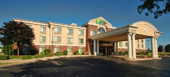 ‪‪Holiday Inn Express Kalamazoo‬: Exterior View‬