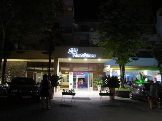 Saint Panteleimon Beach Hotel
