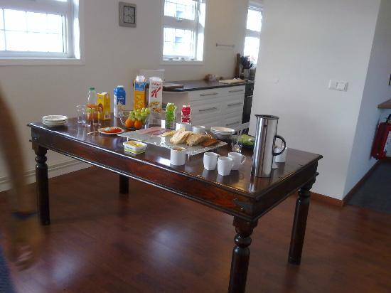 A10 Deluxe Bed and Breakfast: colazione