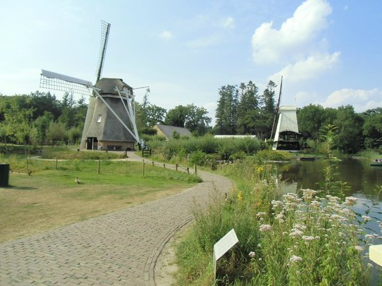 Netherlands Open-Air Museum and National Heritage Museum