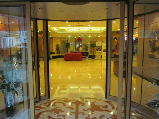 Meihua Goldentang International Hotel: Reception area