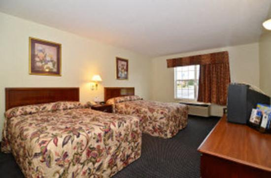 Americas Best Value Inn Chattanooga / East Ridge: 2 Doubles