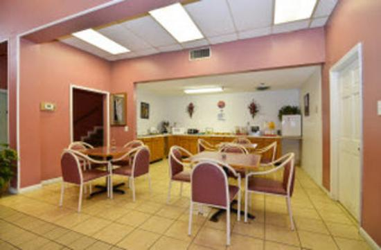 Americas Best Value Inn Chattanooga / East Ridge: Breakfast Area
