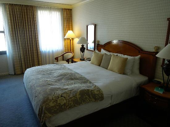 The Orchard Hotel : Orchard Hotel Room