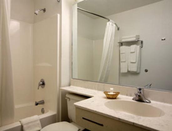 BEST WESTERN PLUS Elizabeth City Inn & Suites: Bathroom